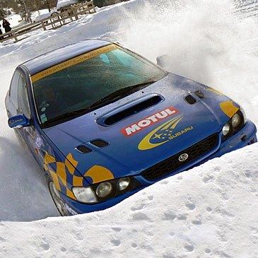 Baptême Rallye et Glisse, département Hautes Alpes
