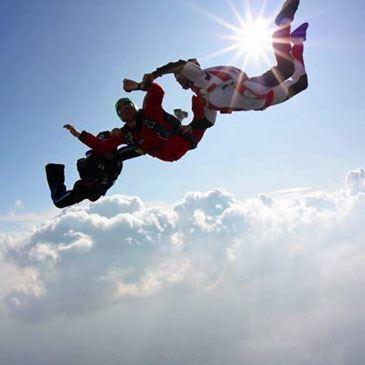 Stage PAC parachutisme (5 jours - Pau)