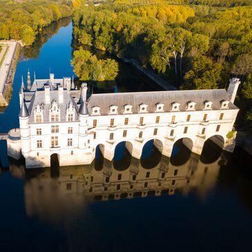 Baptême en ULM Multiaxe près d'Amboise - Châteaux de la Loire
