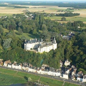 Pontlevoy, à 25 min d'Amboise, Indre et loire (37) - Baptême en ULM et Autogire