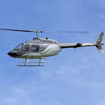 Pilotage d'Hélicoptère à Valence
