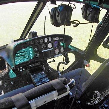 Pilotage Hélicoptère, département Drôme