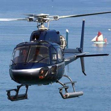Héliport de Fromentine - La Barre de Monts, Vendée (85) - Baptême de l'air hélicoptère