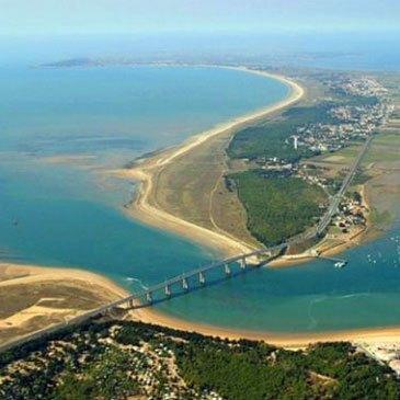 Baptême Privatif en Hélicoptère à Noirmoutier en région Pays-de-la-Loire