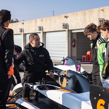 Stage de pilotage Formule Renault, département Charente maritime