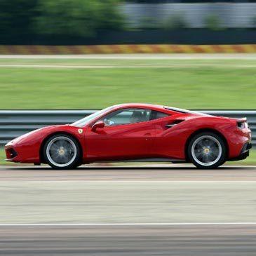 Stage de pilotage Ferrari, département Eure et loir