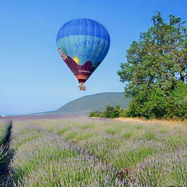 Week end dans les Airs, département Alpes de Haute Provence