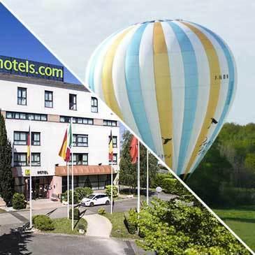 Week end vol montgolfière au dessus de la Dombes