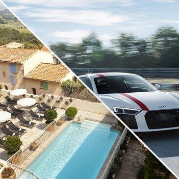 Weekend Pilotage Audi R8 V10 - Circuit Paul Ricard GT
