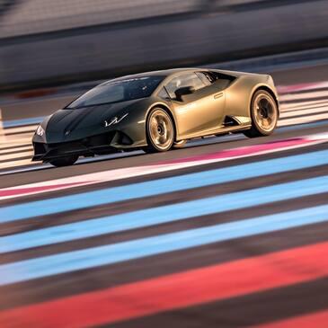 Weekend Pilotage Lamborghini - Circuit Paul Ricard GT