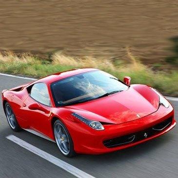 Week-end stage pilotage Ferrari 458 Italia- Rhône
