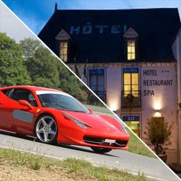 Weekend Stage Ferrari Porsche - Rennes