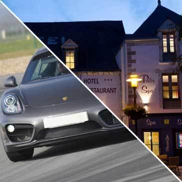 Weekend Stage Porsche Cayman à Lohéac