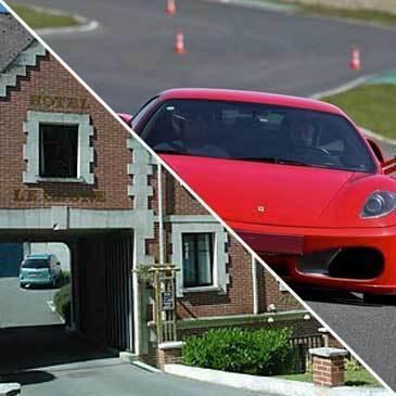 Weekend Stage Ferrari F430 à Folembray