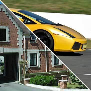 Weekend Stage Lamborghini à Folembray