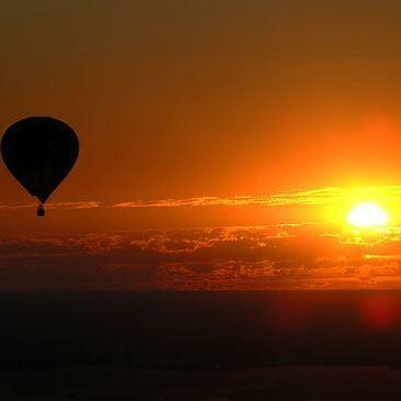 Vol en montgolfière (Poitiers)