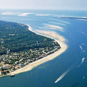Arcachon, Gironde (33) - Week end dans les Airs