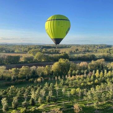 Vol en Montgolfière près de Niort - Marais Poitevin