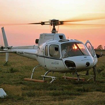 Week end baptême en hélicoptère hôtel*** Le Mans