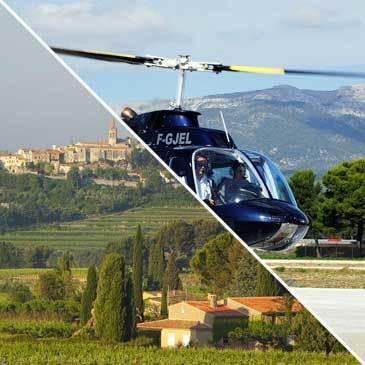 Week End Survol des Calanques de Cassis en Hélicoptère