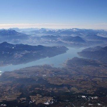 Baptême de l'air montgolfière en région PACA et Corse