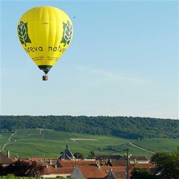 Vol Montgolfière en région Champagne-Ardenne