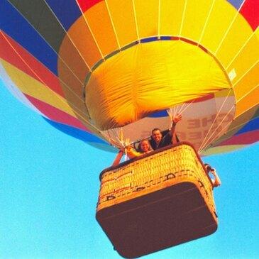 Annonay, Ardèche (07) - Baptême de l'air montgolfière