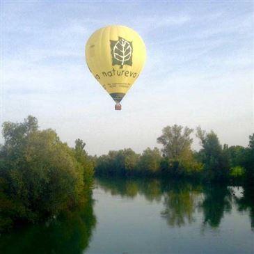Week end vol en Montgolfière Reims