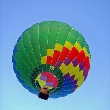 Vol en Montgolfière à Cahors
