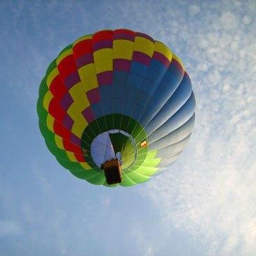 Baptême de l'air montgolfière en région Midi-Pyrénées