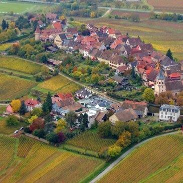 Baptême en ULM et Autogire en région Alsace