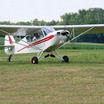 Pilotage d'ULM Multiaxe à Colmar