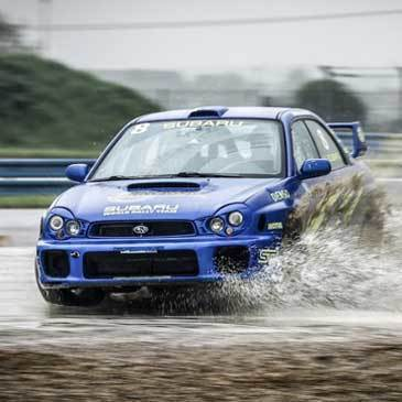 Stage Rallye Découverte en Subaru - Circuit Terre de Dreux