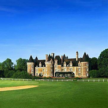 Week-end golf Château des Sept Tours - Indre et Loire
