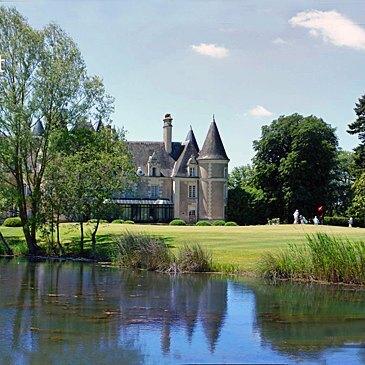 Courcelles-de-Touraine, à 30 min de Tours, Indre et loire (37) - Week end Golf