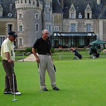 Week end Golf proche Courcelles-de-Touraine, à 30 min de Tours