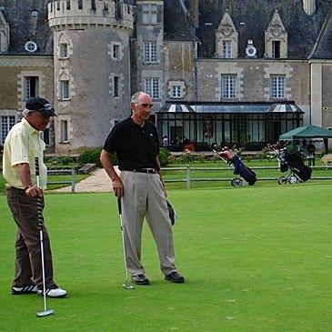 Week end Golf proche Courcelles-de-Touraine, à 30 min de Tours