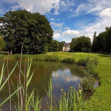 Aillant-sur-Tholon, à 30 min d'Auxerre, Yonne (89) - Week end Golf