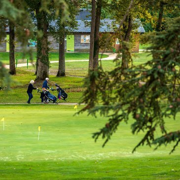 Week-end golf Manoir de Beauvoir - Vienne