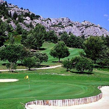 Week-end golf de Servanes - Bouches du Rhône
