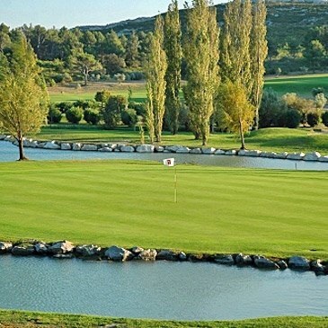 Week end Golf proche Saint Rémy de Provence