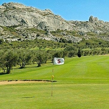 Week-end golf de Servanes - Bouches du Rhône en région Provence-Alpes-Côte d'Azur et Corse