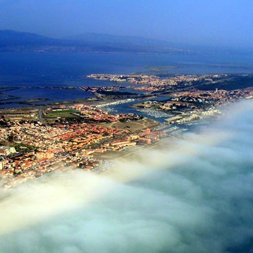 Baptême de l'air ULM Port-Barcarès en région Languedoc-Roussillon