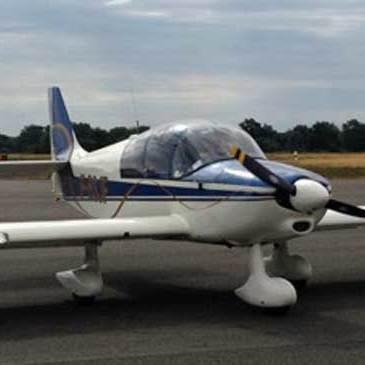 Aéroport Le Mans-Arnage, Sarthe (72) - Stage initiation avion