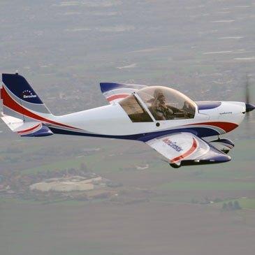 Aérodrome de Lille - Marcq-en-Barœul, Nord (59) - Baptême ULM