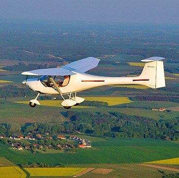 Pilotage ULM, département Loir et cher