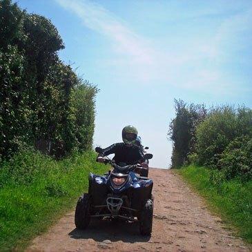 Quad & Buggy, département Morbihan