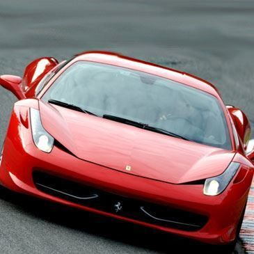Stage en Ferrari 458 Italia - Circuit du Grand Sambuc