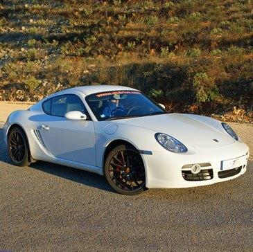 Stage Pilotage Porsche en région Languedoc-Roussillon
