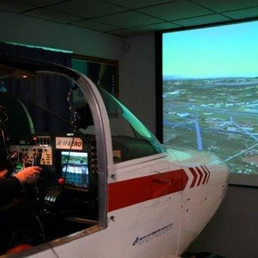 Pilotage avion, département Alpes Maritimes